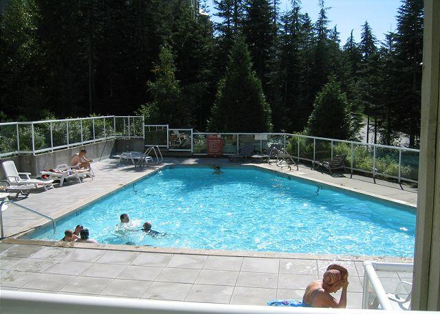 Beautiful Mt views, big hot tub in lodge,free parking/internet - Image 1 - Whistler - rentals