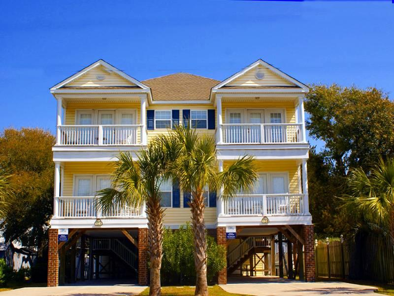 A Summer Paws B - Image 1 - Surfside Beach - rentals