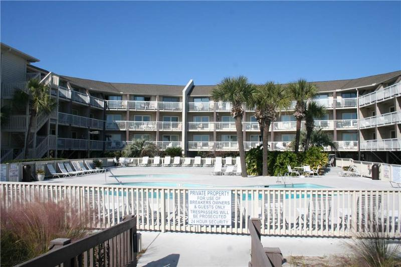 Breakers 114 - Image 1 - Hilton Head - rentals