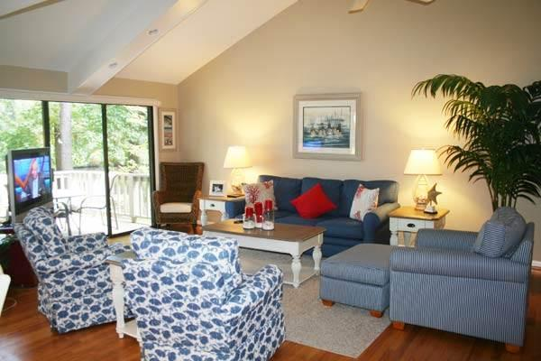 Lake Forest 3356 - Image 1 - Hilton Head - rentals