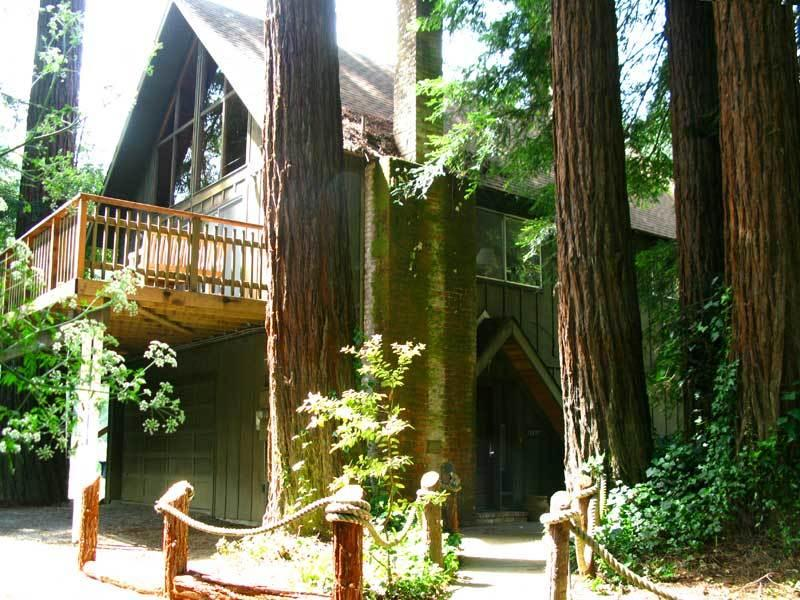 REDWOOD LODGE - Image 1 - Russian River - rentals