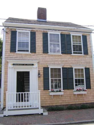 Nice House with 5 BR-4 BA in Nantucket (8501) - Image 1 - Nantucket - rentals