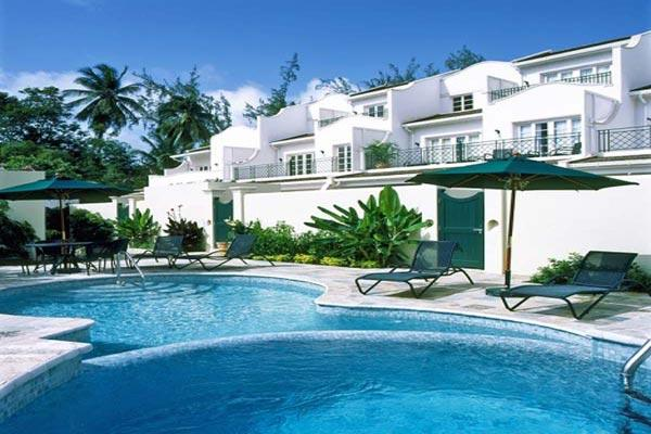 Ocean view townhouse with swimming pool. AA TUR - Image 1 - Barbados - rentals