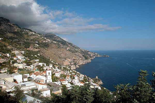 Recently renovated apartment in upper Praiano. YPI ARS - Image 1 - Praiano - rentals