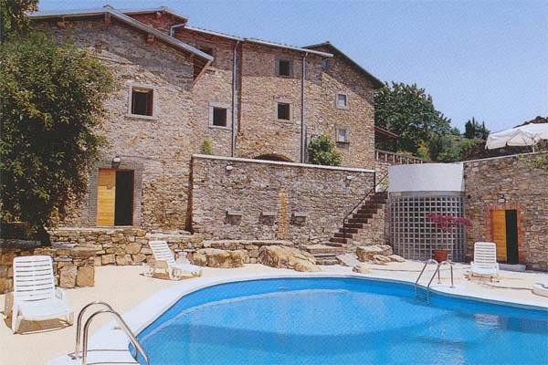 Spacious farmhouse situated in the unspoiled Lunigiana. SAL BAF - Image 1 - Lucca - rentals