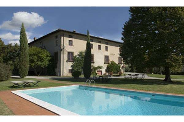Beautifully preserved and restored 16th century house with tennis court. SAL BNV - Image 1 - Lucca - rentals