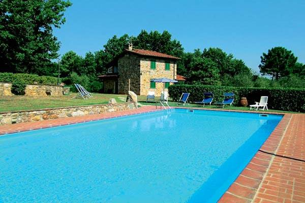 Attractive stone farmhouse completely restored. Light, comfortable interiors. SAL BRO - Image 1 - Lucca - rentals