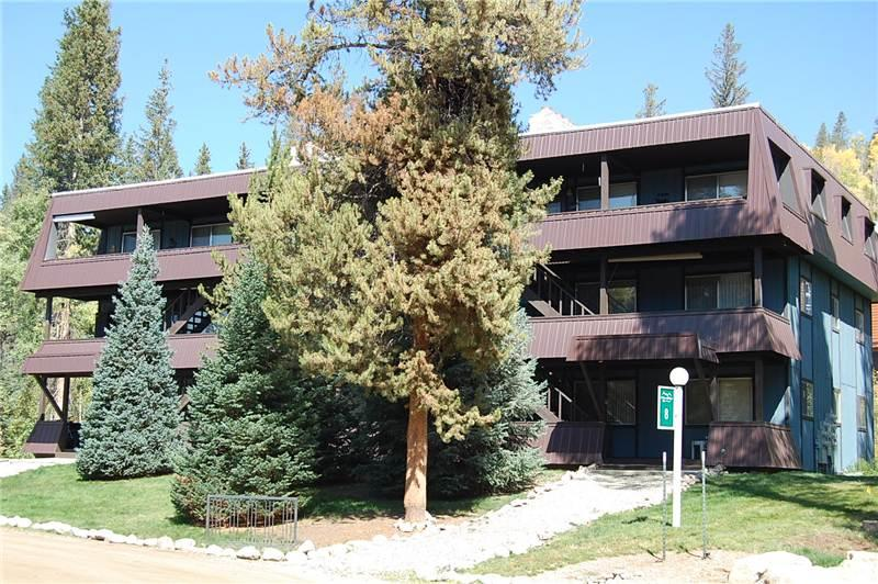 Hi Country Haus Unit 516 - Image 1 - Winter Park - rentals