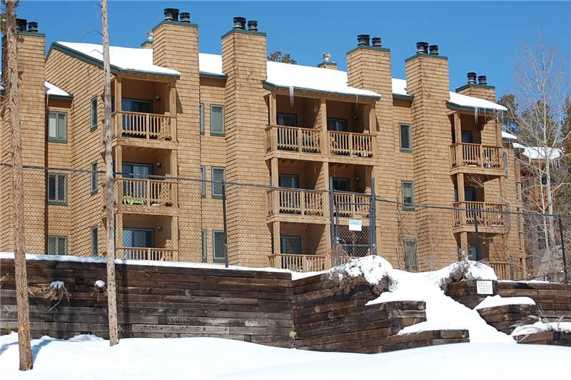 Timber Run Vista 214 - Image 1 - Winter Park - rentals