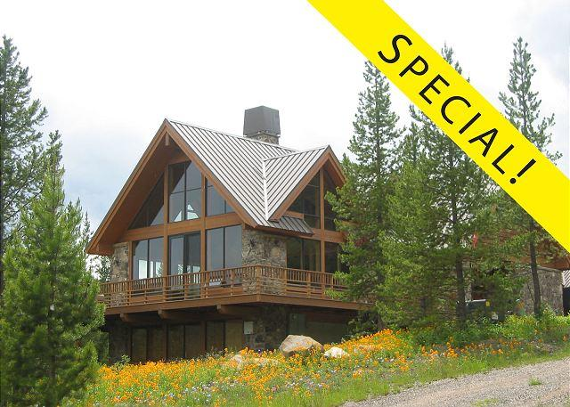 Receive $200 off a tour with Greater Yellowstone Guides when you book this home for a stay during the months of September and October. - Beaver Creek Lodge - Big Sky - rentals