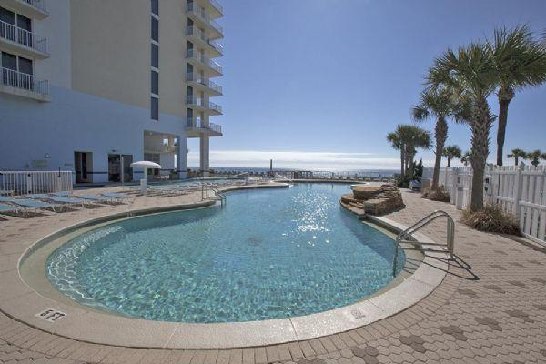 Beautiful Gulf View Pools - Majestic Beach- Tower I-5th Floor-Unit 508-Studio Plus Bunks - Panama City Beach - rentals