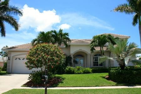 Front of Home - DILL1041 - Marco Island - rentals