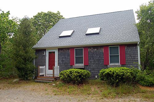 1155 - ADORABLE HOME WITH FLOWERING WINDOW BOXES - Image 1 - Edgartown - rentals