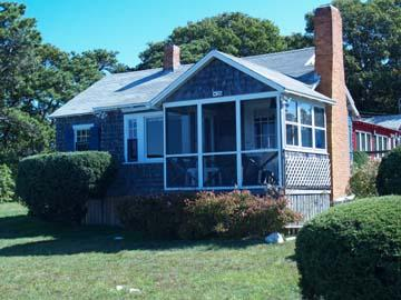 1179 - THE QUINTESSENTIAL VINEYARD COTTAGE!! - Image 1 - Oak Bluffs - rentals