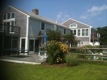 1182 - LOVELY KATAMA HOME WITH POOL - Image 1 - Edgartown - rentals