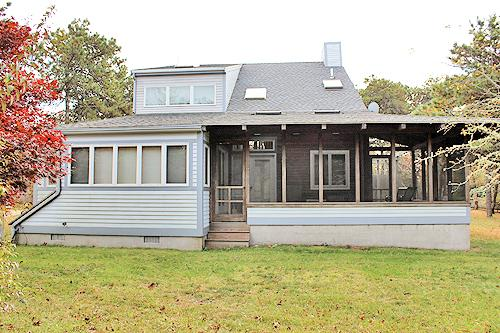 1234 - BEAUTIFUL VINEYARD HOME WITH LOVELY SCREENED IN PORCH - Image 1 - Edgartown - rentals