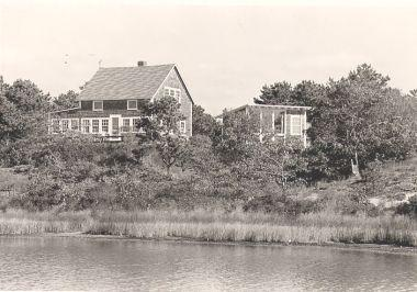 1306 - OLD STYLE VINEYARD CAMP THAT OVERLOOKS OVER DEEP BOTTOM POND AND TISBURY GREAT POND - Image 1 - West Tisbury - rentals