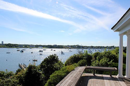 1446 - QUINTESSENTIAL WATERFRONT HOME w/DOCK ON HARBOR ON CHAPPAQUIDDICK - Image 1 - Chappaquiddick - rentals