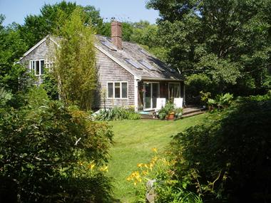 235 - CHARMING PRIVATE COTTAGE WITH A YARD THAT IS A SLICE OF HEAVEN ON EARTH - Image 1 - West Tisbury - rentals