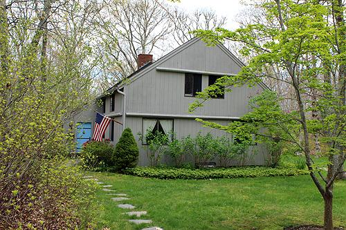 286 - CHARMING COUNTRY HOME IN CHILMARK - Image 1 - Chilmark - rentals