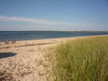 526 - STEP BACK IN TIME COTTAGE WITH LOVELY BEACH! - Image 1 - Chappaquiddick - rentals