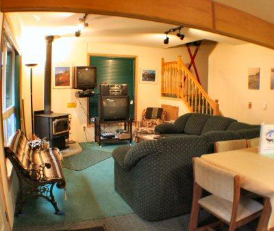 Pet Friendly Family Cabin in Snowline - Chalet #21 - Image 1 - Glacier - rentals