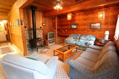 Pet Friendly Cabin in Glacier Springs - Cabin #22 - Image 1 - Glacier - rentals