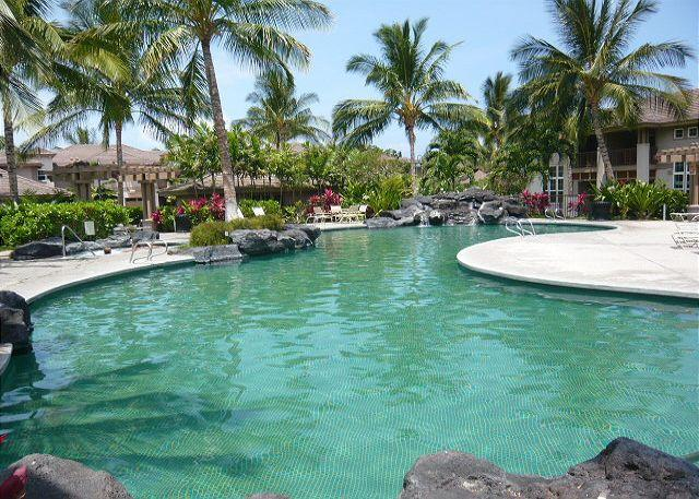 One of two pools at this complex. - #WCV 2701 - Waikoloa Colony Villas 2701 - Waikoloa - rentals