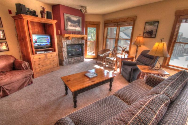 2640 Tenderfoot Lodge - Mountain House - Image 1 - Keystone - rentals