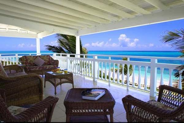 Walk miles of white sandy beach just outside your back door, or wade out to incredible snorkeling where you will find colorful tropical fish and amazing coral formations on famous Smith's Reef. TNC GRA - Image 1 - Grace Bay - rentals