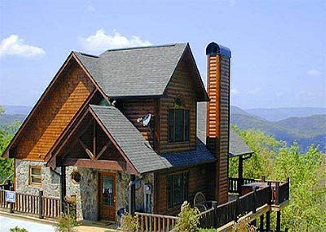 Absolutely Amazing Views From All Three King Bedrooms!   BLKBEAR - Image 1 - Sevierville - rentals