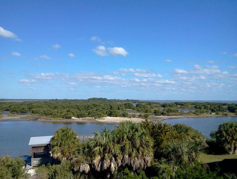 Serenity - the view from the Cedar Key vacation rental by owner - Cedar Key Serenity - Waterfront - Walk to Dock St! - Cedar Key - rentals
