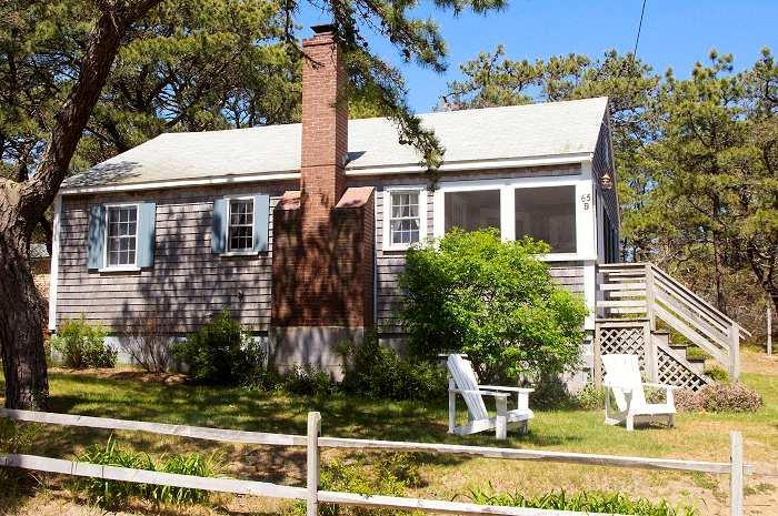 Piney Ridge Cottage at Surf Side - Image 1 - South Wellfleet - rentals