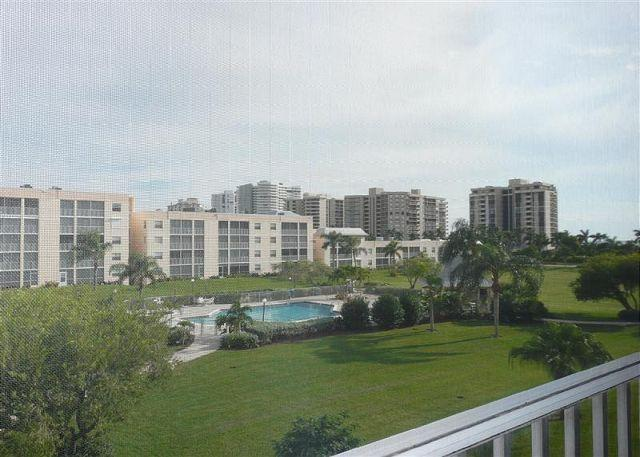 View from Balcony - Sands of Marco B-306 - Marco Island - rentals