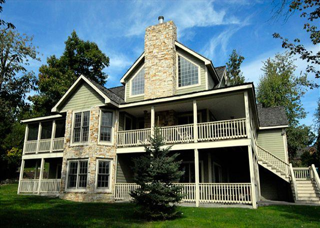 Exterior - Castle in the Sky - McHenry - rentals