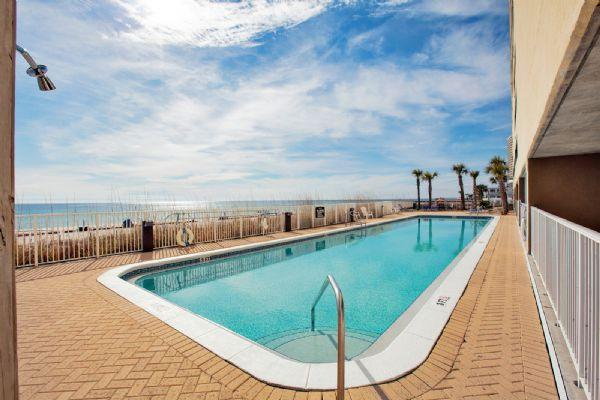 Beautiful Gulf View Pool - Ocean Reef-7th Floor-Unit 705-2BR-2BA - Panama City Beach - rentals