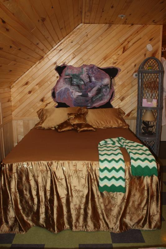 1 pillow top queen - FALL COLORS LAKE GET-AWAY NORTH  MINNESOTA - Squaw Lake - rentals