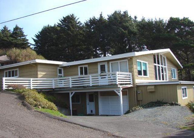 Street View - TREASURE ROCK - Both Units - Neahkahnie Beach - rentals