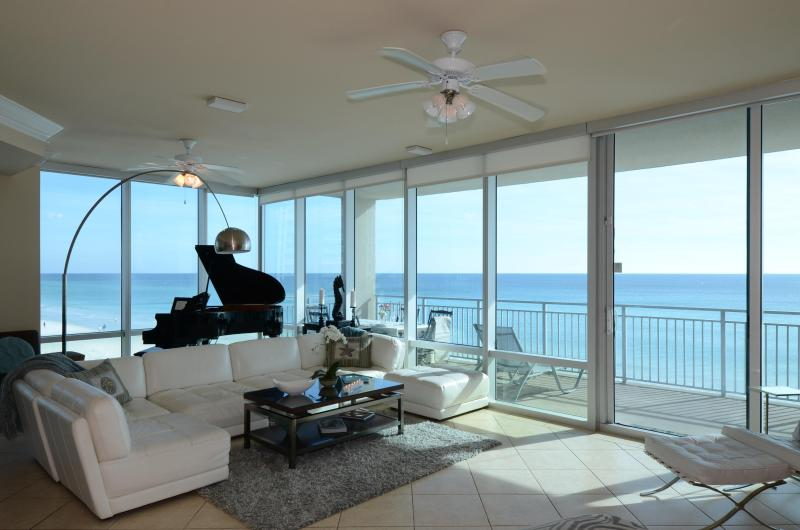 Gorgeous Panoramic Views! - Seabliss ~Luxury, Gulf Front Condo! On the Beach! - Destin - rentals