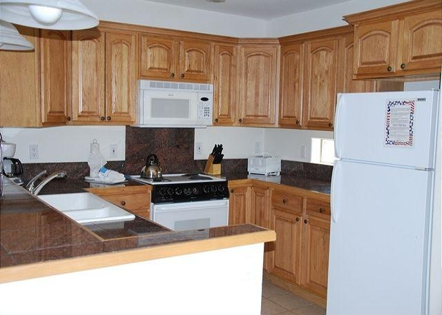 Kitchen - 66 Lookout Ridge Townhomes - Dillon - rentals
