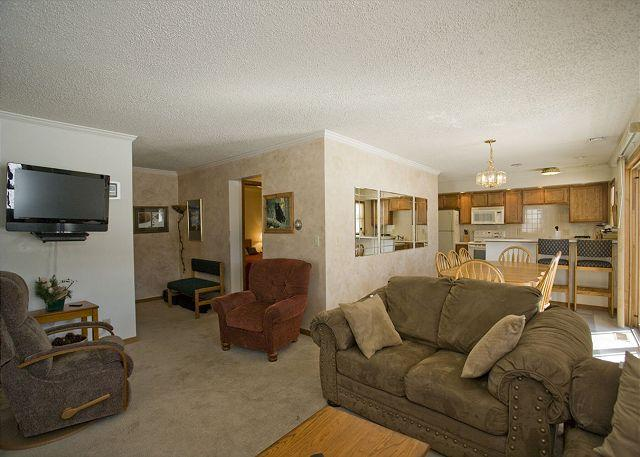 Living Room - Willow Grove - Silverthorne - rentals