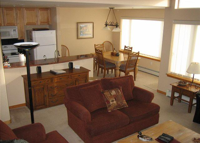 Living Room - #532 E Watch Hill - Silverthorne - rentals