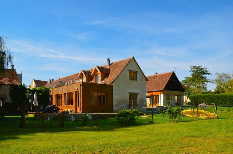 Pamoja - Pamoja Liptrap, beautiful renovated farm by a lake for 16 pers - Chemillé-sur-Indrois - rentals