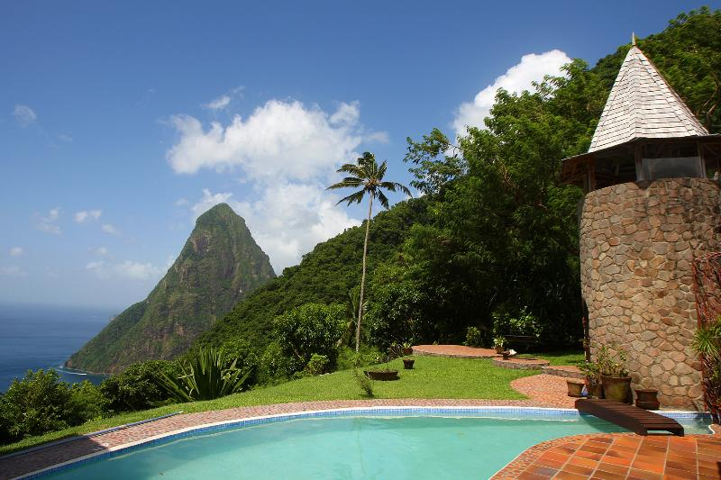 Villa Pitons Retreat World Heritage Site - Image 1 - Soufriere - rentals