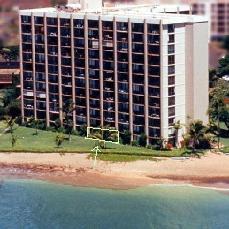 Beachfront condo 108, Valley Isle Resort - BEACHFRONT!!  2 BR 2 BA Maui Condo - Napili-Honokowai - rentals