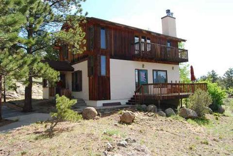 Wonderful Home on North End of Town - Gem Lake Chalet - Estes Park - rentals