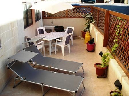 5 min from Centre and Beach - Large Terrace (AP5) - Image 1 - Marsascala - rentals