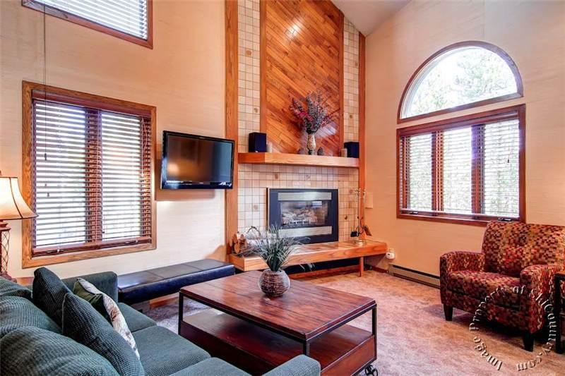 Chimney Ridge Townhomes  #512 (CR512) - Image 1 - Breckenridge - rentals