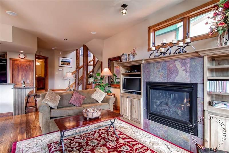 The Woods 4 Bdrm Townhome (WD125) - Image 1 - Breckenridge - rentals