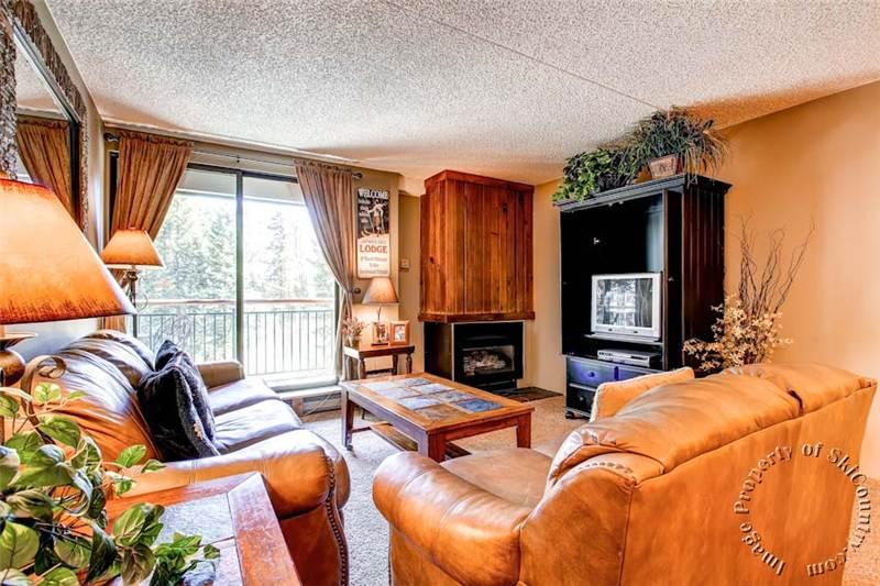 Lovely Condo in Breckenridge (Trails End Condos 204 - 1 Bdrm (TE204)) - Image 1 - Breckenridge - rentals